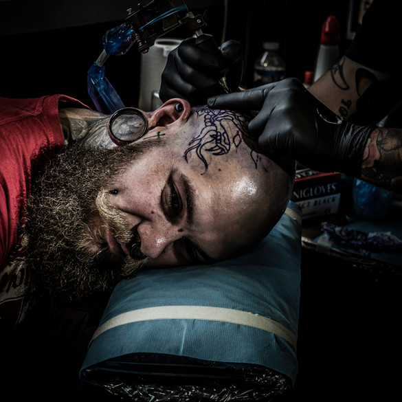 Tatoo 6 - Daniel Olivier