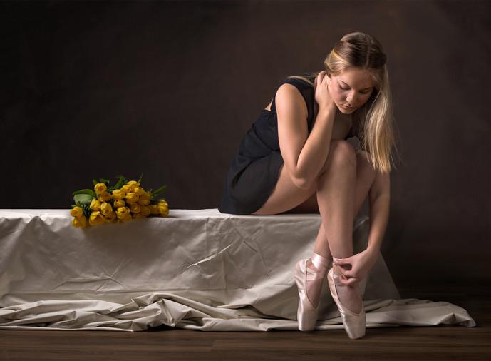 Ballerine by Jacques Vandecan