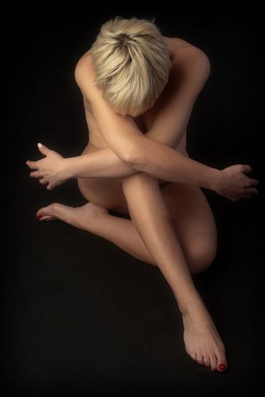 Nude by Jean-Pierre Delfosse