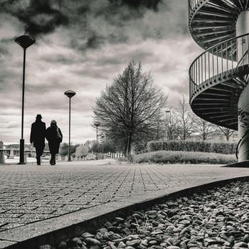 Les passants - Jean Roba