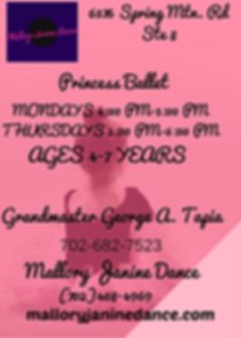 Pink Kiddie Ballet Studio Flyer.png
