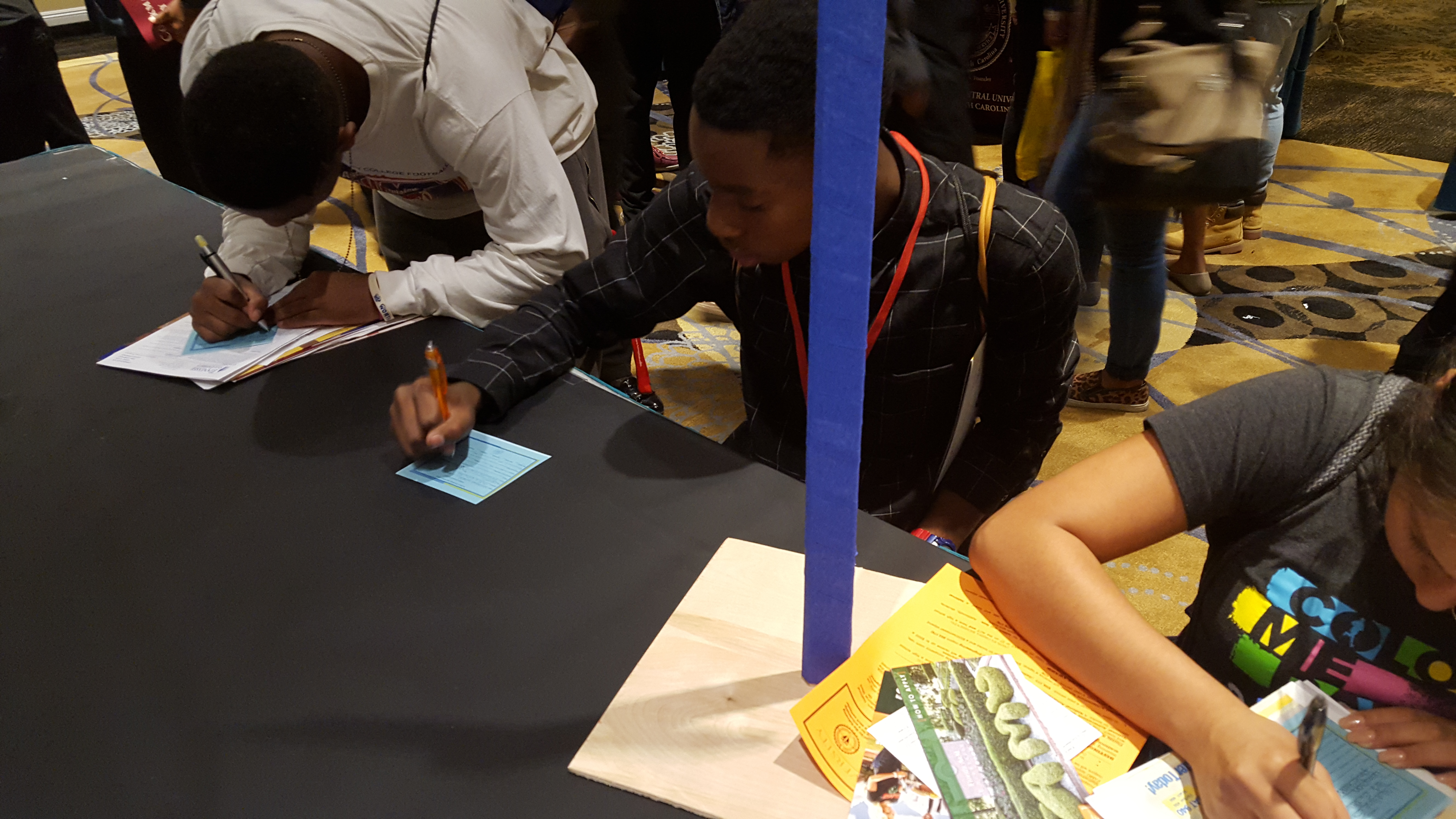 Black College Expo - a huge success!