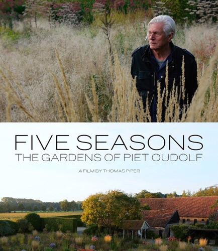 The Film:  Five Seasons:  The Gardens of Piet Oudolf
