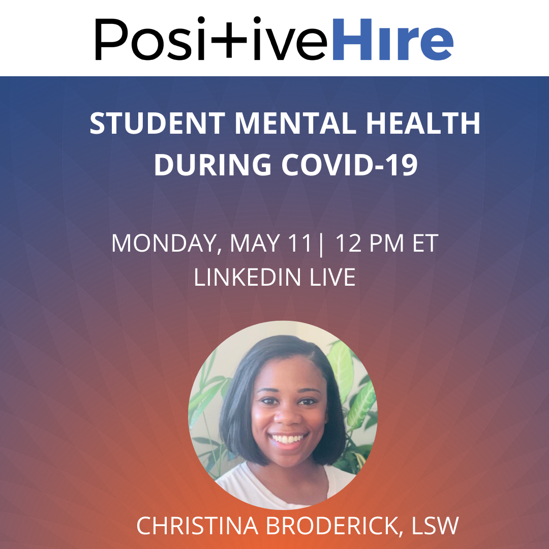 Positive Hire LinkedIn Live