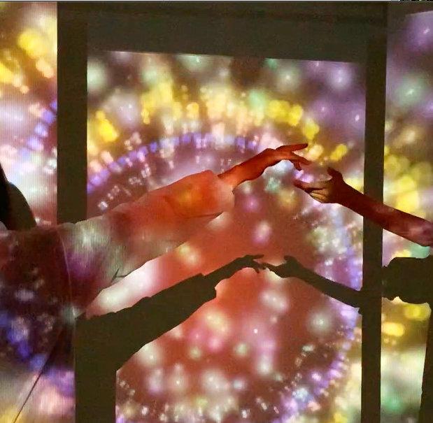 New Cosmic Symphony
