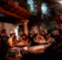 Las Casuelas Nuevas in Rancho mirage outdoor patio mariachi dinner