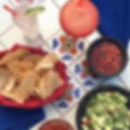 las casuelas nuevas rancho mirage fresh salsa guacamole drinks margaritas