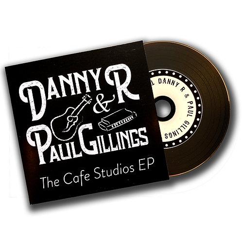 The Cafe Studios EP - Vinyl CD