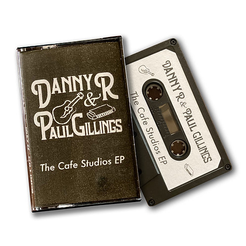 The Cafe Studios EP - Cassette