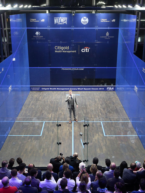Canary Wharf Squash Classic 2019