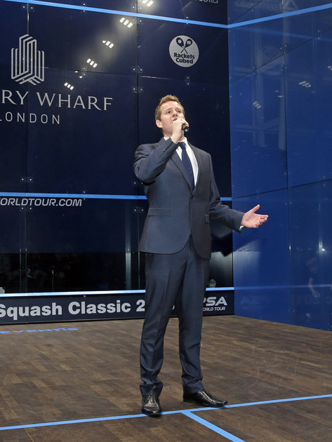 Canary Wharf Squash Classic 2018