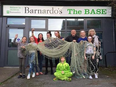 Barnardo's The base