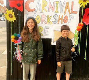 Countdown to Whitley Bay Carnival