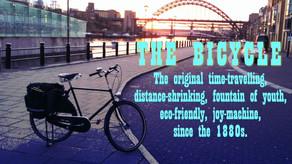 Wheelie Whitley: Bicycle Madmen