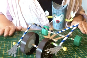 Wheelie Whitley: Pedalling Toy