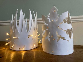 Make Gilly's Glowing hats
