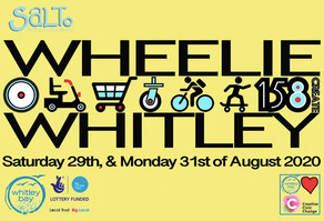 Wheelie Whitley Bay Project Video