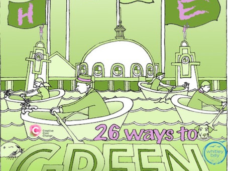 26 ways to Green