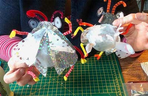 Make Alizon's Glow beetles