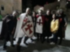 Sergio, Pepe L., Josefina, Stefano, Salv