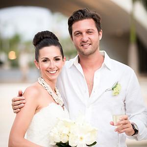 Dominique & Lendon Weddingday
