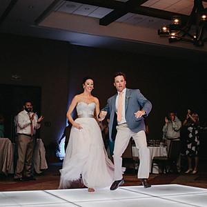 Mark & Mackenzie Weddingday