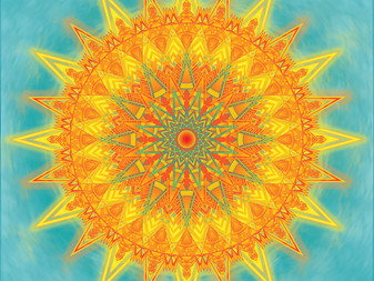 Bright blessings for summer solstice!