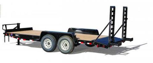 skid loader trailer