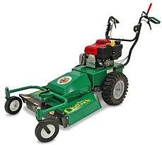 high weed mower
