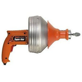 25' electric sewer auger