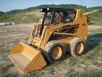 case skid loader