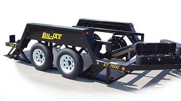 hydraulic drop deck trailer