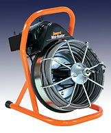 50' electric sewer auger