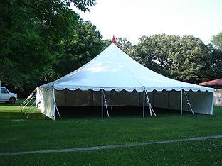 40x40 tent