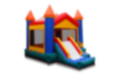 Castle with Slide Inflatable