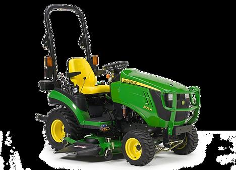john deere utility tractor for rent