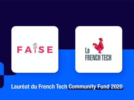 Grenoble Alps FAISE2 Awarded French Tech Community Fund 2020 Grant!