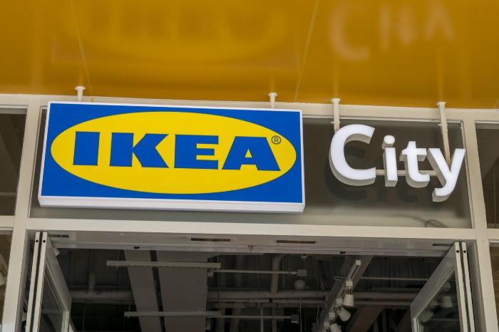 L'enseigne IKEA investit les villes