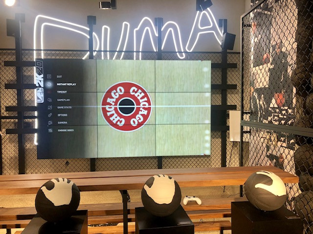 Basketball virtuel chez Puma