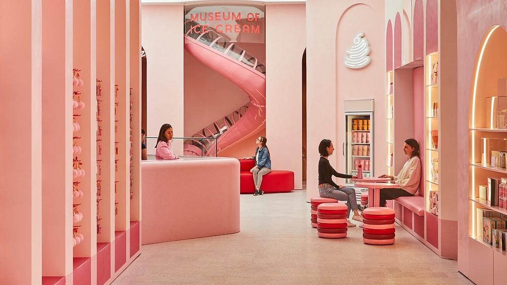 © Museum of Ice Cream