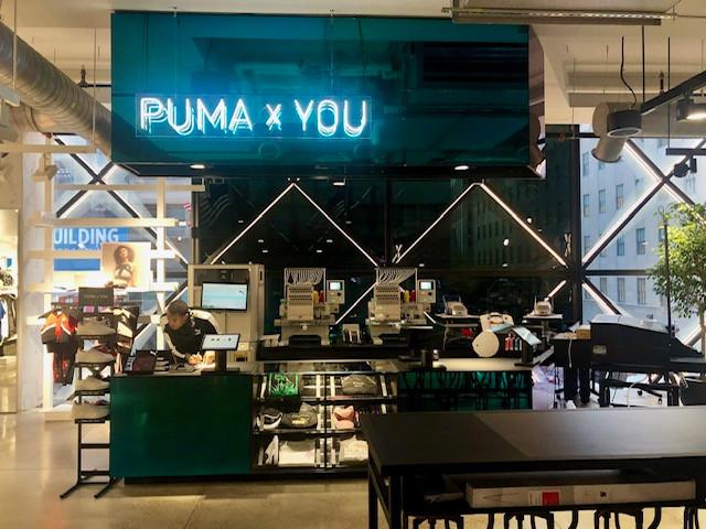 PUMA x YOU