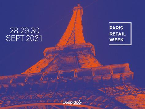 C'est la rentrée ! Paris Retail Week 2021 est là