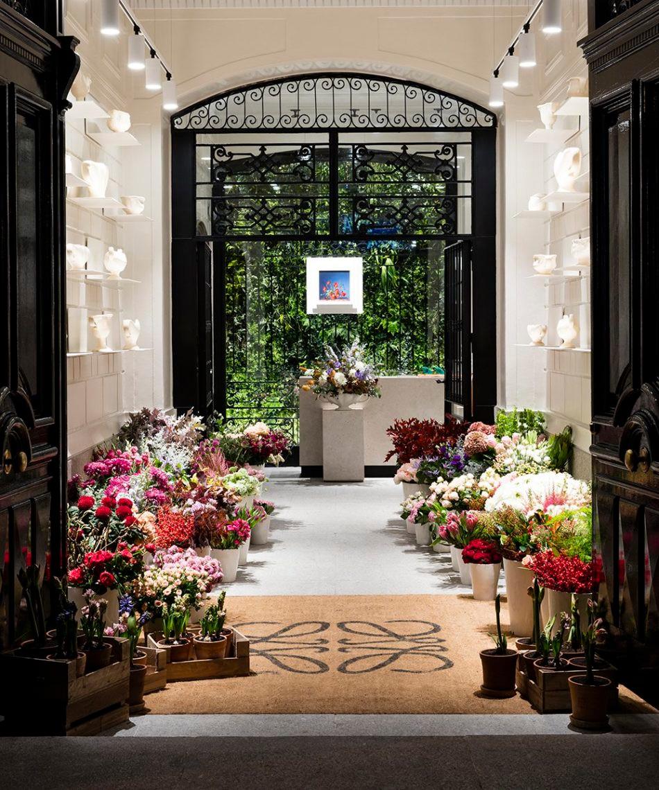 Casa Loewe Flores