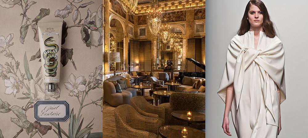 Buly 1803, un choix lifestyle pour le Rosewood – hôtel de Crillon