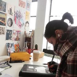 Studio & Drawings