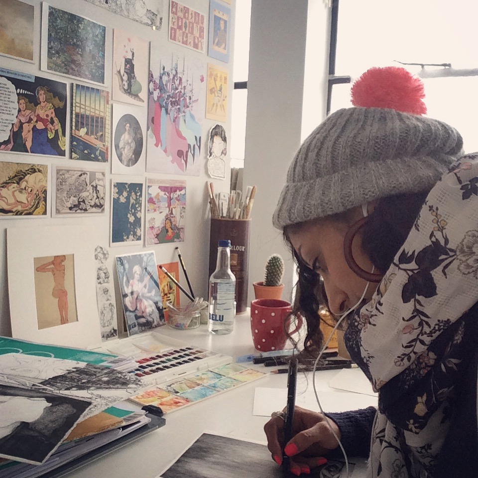 Studio & Drawings
