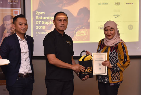 McDonald's Brunei in a collaboration wit