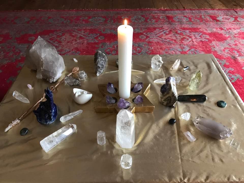 Gratitude Altar