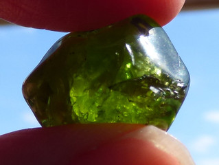 Peridot: Birthstone for August
