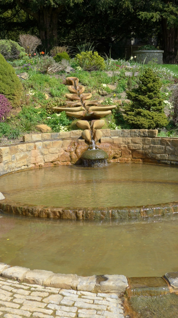 Chalice Well Vesica Piscis Pool